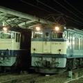 Photos: EF65-1105 EF64-74 急行ちくま  名古屋駅   JR貨物受持ち