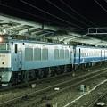 Photos: EF64-24 急行ちくま  名古屋駅   JR貨物受持ち
