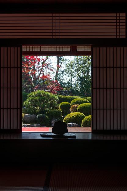 写真: 穴太寺