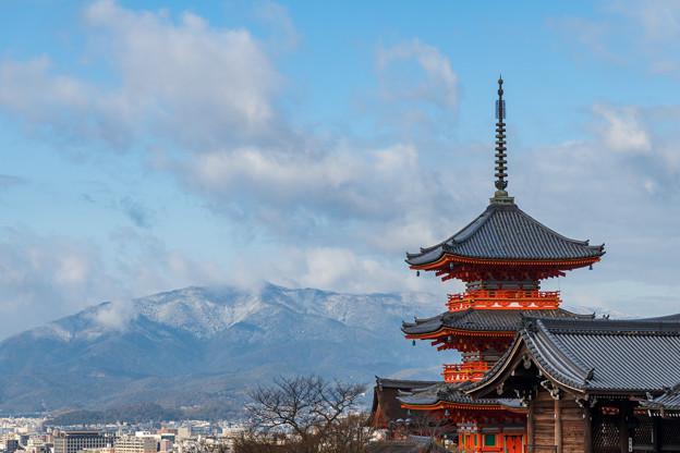 冬到来 京都