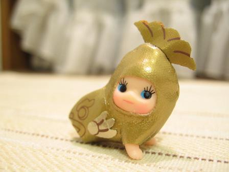 名古屋限定:鯱ほこQP☆