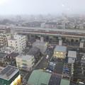 写真: 初雪