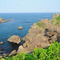 Photos: 断崖