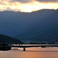 写真: 河口湖大橋
