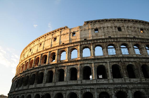 写真: コロッセオ