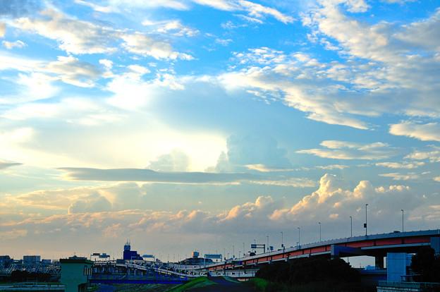 雲のパレード