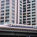 写真: N700A新幹線