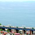 玉川橋梁を行く
