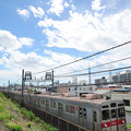 写真: 東急8500系電車