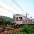 写真: 長野電鉄3500系電車