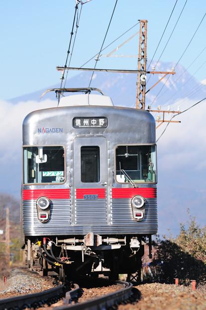 長野電鉄 3500系