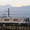 Photos: 夕暮れ列車