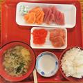 Photos: 八戸市営魚菜小売市場 朝ごはん