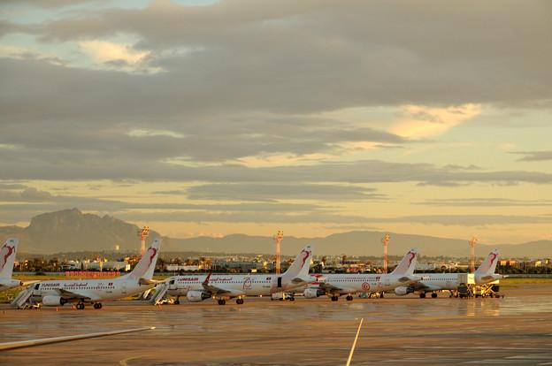 チュニス・カルタゴ空港
