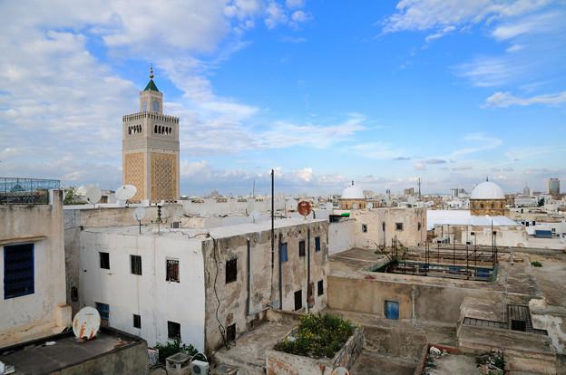Mèdina de Tunis
