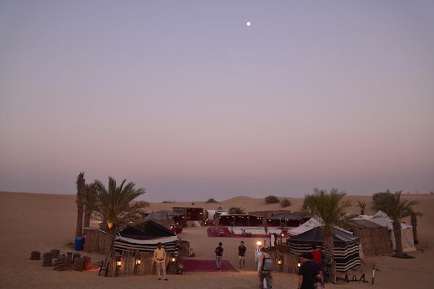 Photos: 砂漠キャンプ