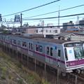 Photos: 東京メトロ8000系電車と東京スカイツリー