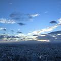 Photos: 暮れ行く街