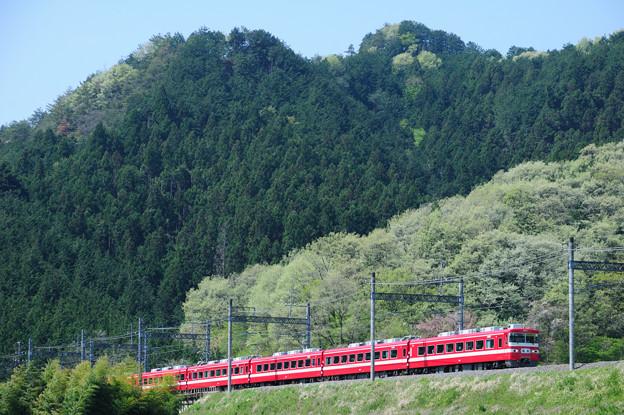 東武1800型臨時快速電車