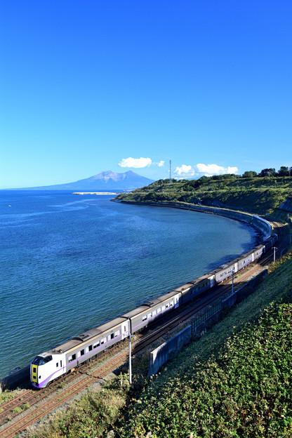 駒ヶ岳、函館を目指してラストスパート