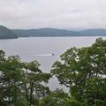 Photos: 野尻湖とボート