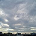 Photos: たちこめる雲