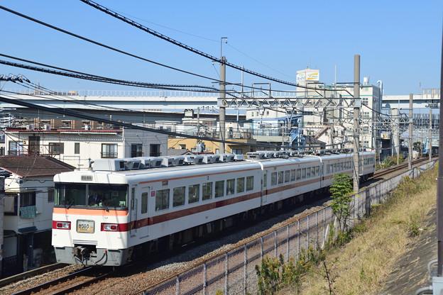 東武鉄道 特急きりふり号 350形
