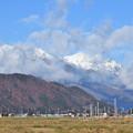 Photos: 雲が通過中