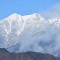 Photos: 新雪の鹿島槍ヶ岳