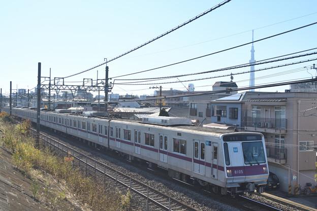 8000系 東京メトロ半蔵門線
