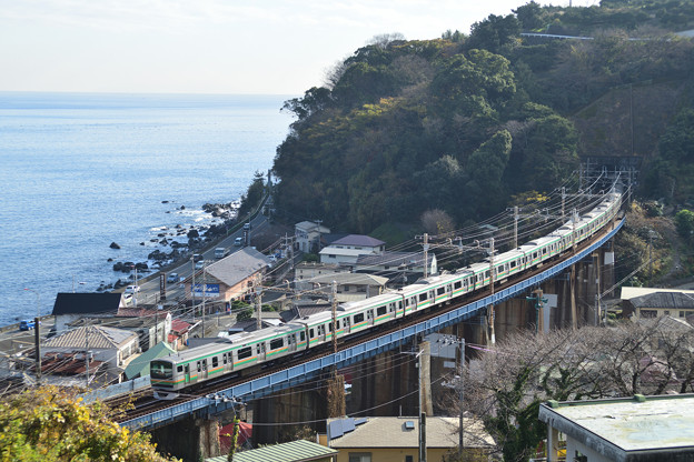E231系電車