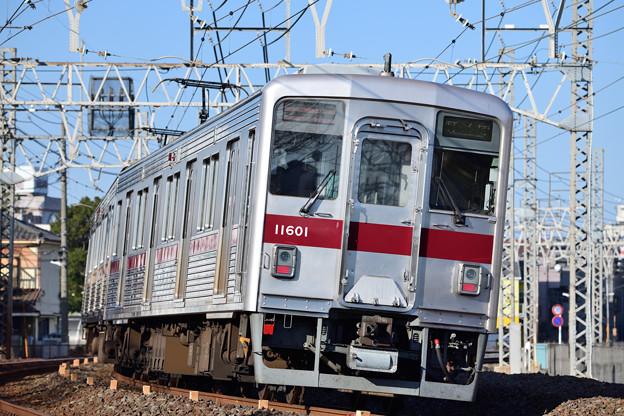 東武鉄道10000型電車