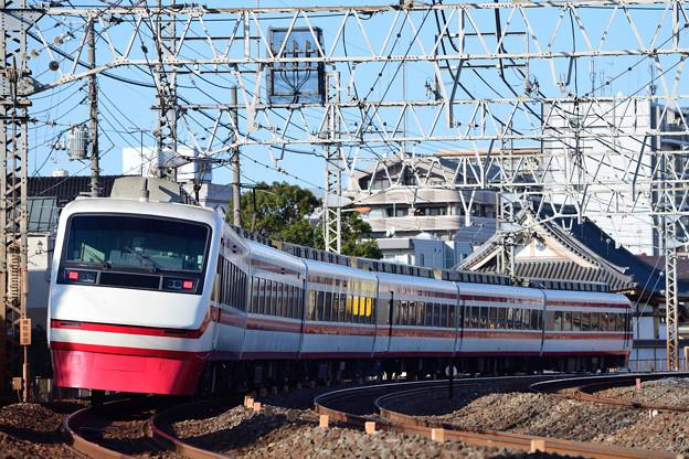 東武鉄道200型特急りょうもう号