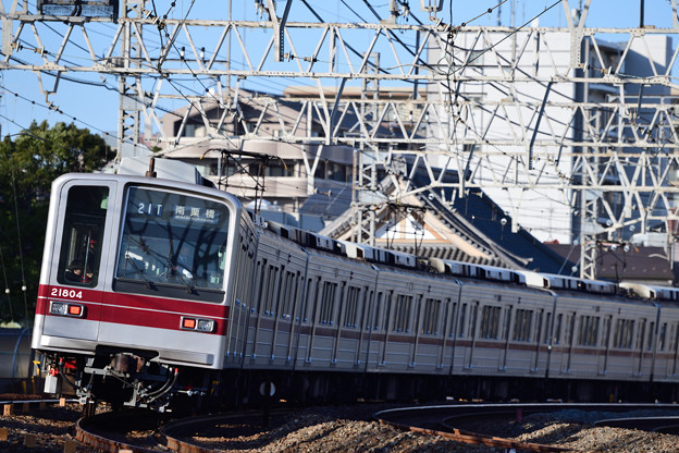 東武鉄道20000型電車