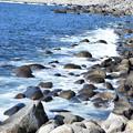 Photos: 波打つ海岸