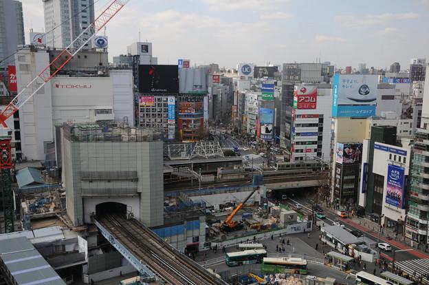 Photos: 銀座線の新駅が出来る前
