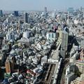 恵比寿ガーデンプレイス俯瞰