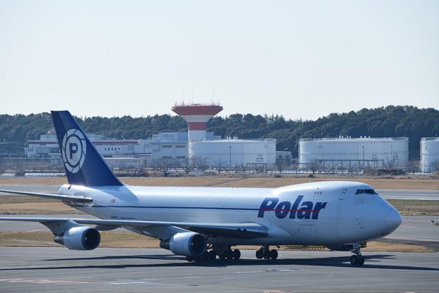 ポーラー航空 B747F