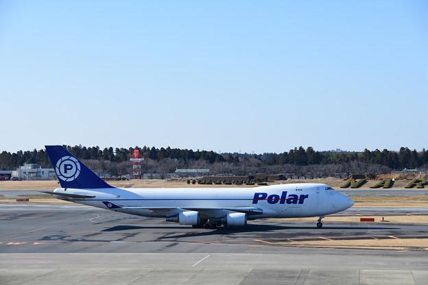 ポーラー航空 B747-400F