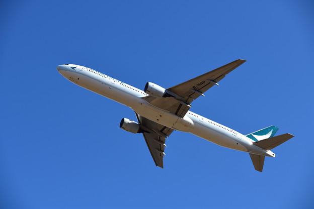 キャセイパシフィック航空 B777