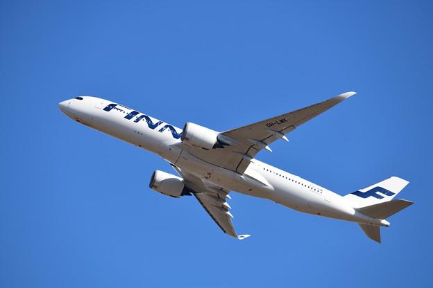 フィンエアー A350-900