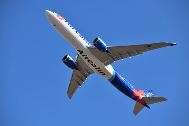 エアカラン A330 ヌーメア行き SB801便