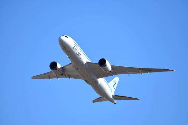 Photos: ZIP AIR B787