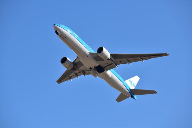 KLMオランダ航空 B777