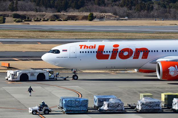 タイ ライオン航空 エアバスA330-900
