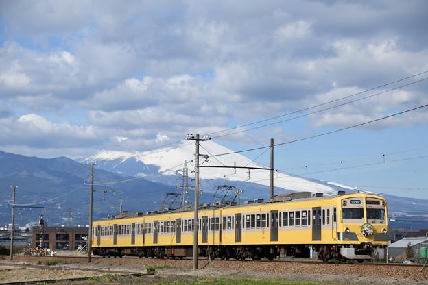 1300系電車 イエローパラダイストレイン