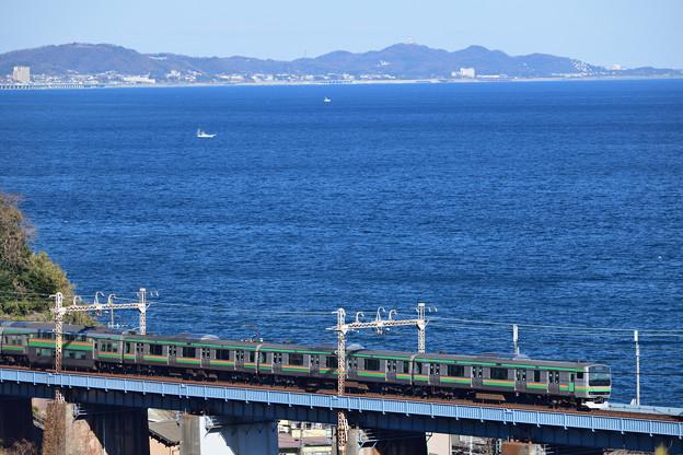 E231系普通電車
