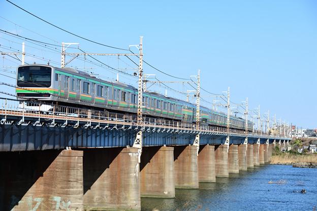 E231系 普通電車