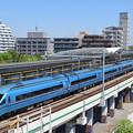 Photos: 小田急ロマンスカー 60000形 MSE