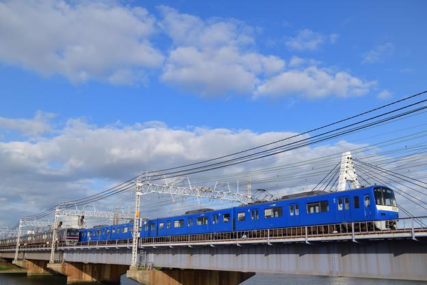 京急600形電車 ブルースカイトレイン